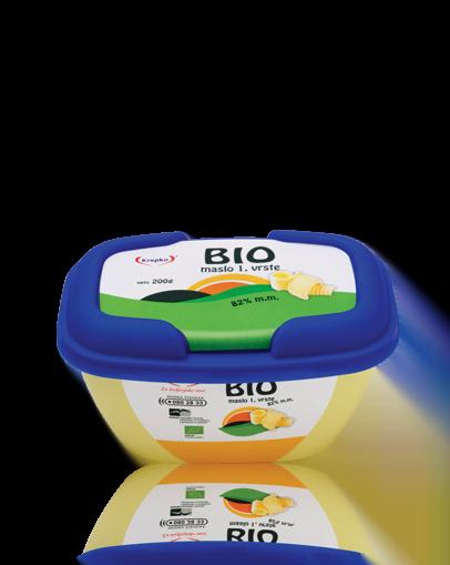 Bio maslo 1. vrste 200g