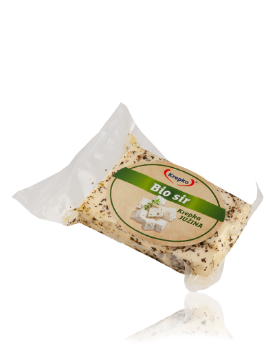 "Bio cheese in olive oil ""Krepka južina"" 150g"
