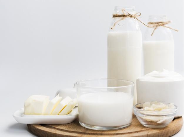 Mlečne beljakovine - poznate njihove koristi?