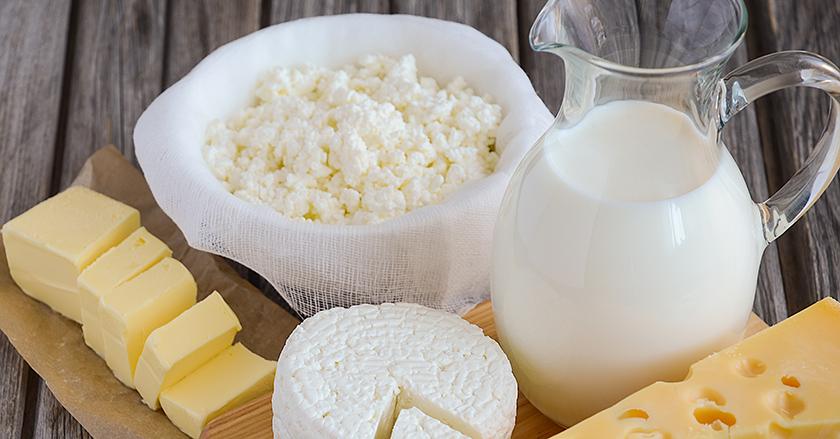 ekološko pridelano mleko