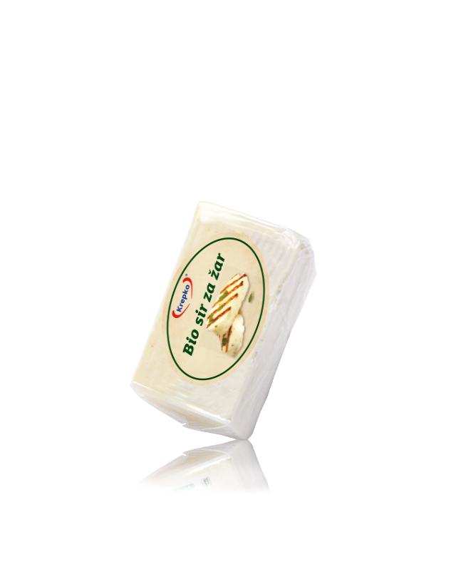 Bio sir za žar Krepko v kosu 300g