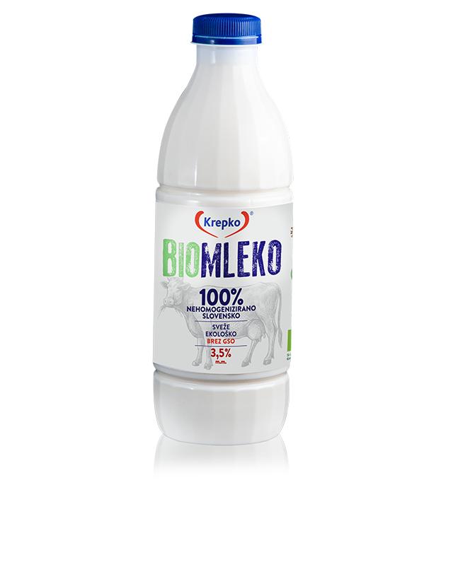 Bio mleko 3,5% 1000g