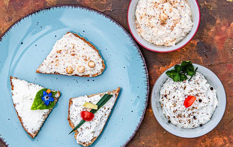 Kako si sami pripravimo kefirjev kremni sir in slastne namaze